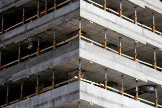 Beton renovatie